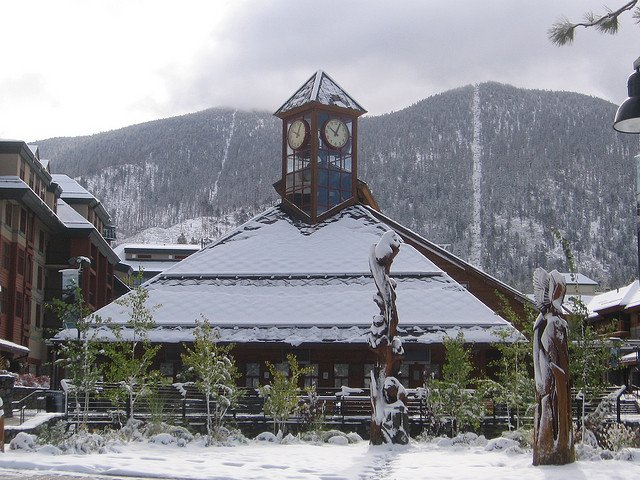 Heavenly Gondola Cabin
