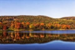 Autumn squantz-pond-