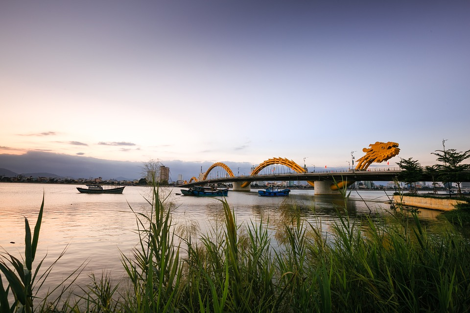 Dragon Bridge Vietnam