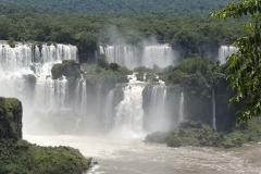 Iguazu Brazil Waterfalls