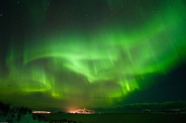 10 Northern Lights