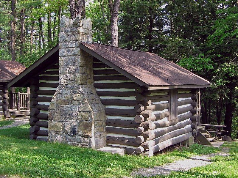 Black Moshannon Cabin