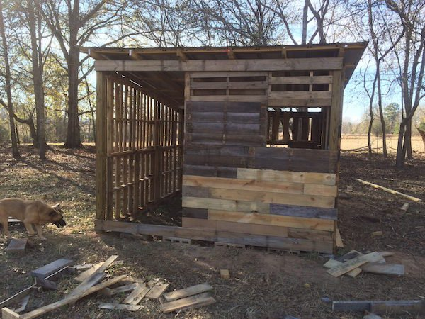 Pallet House4