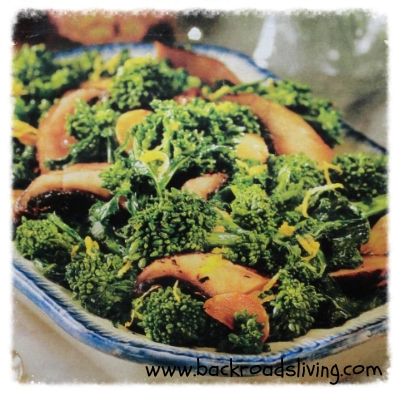 Sauteed Broccoli Rabe Recipe