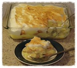 Homemade Banana Pudding Recipe