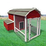 Chicken Coop Red
