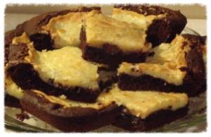 Chocolate Chess Cake