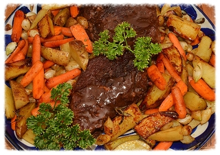ROAST BEEF SLOW COOKER RECIPE