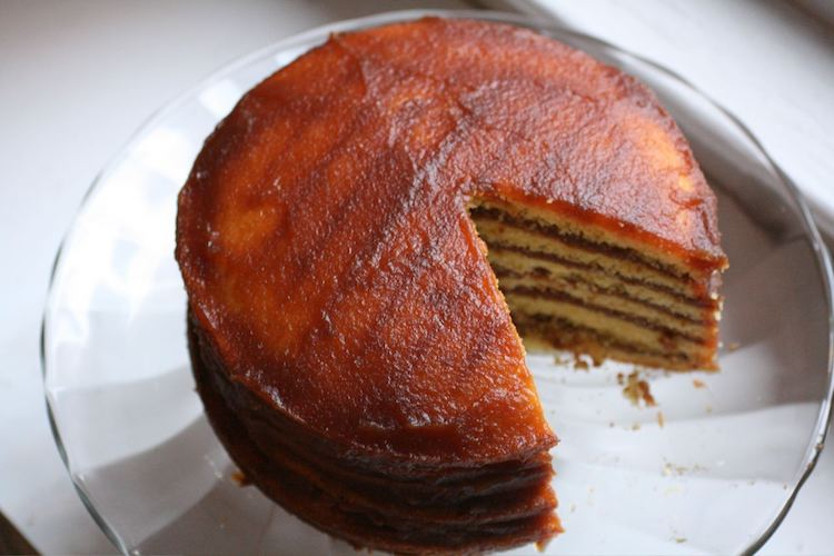 Molasses Stack Cake