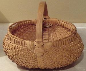 Egg Basket Oak