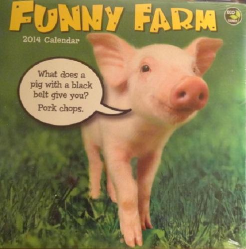 Funny Farm Calendar