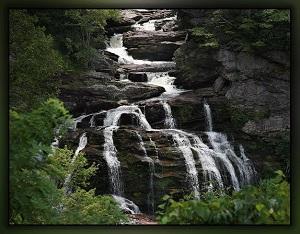Wayward Traveller(Cullasaja Falls)