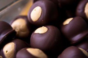 Buckeyes Chocolate Peanut Butter