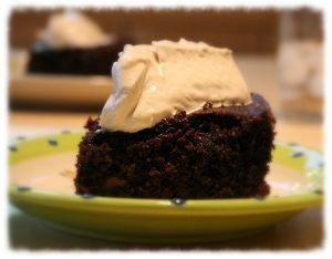 Cake Bible Chocolate Mayonnaise Cake