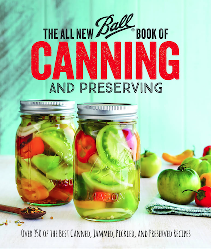 Ball Canning Recipes