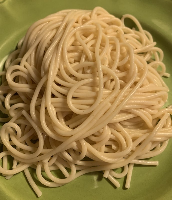 make perfect spaghetti