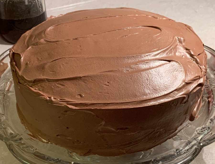 Boxed Devil Food Cake Hack