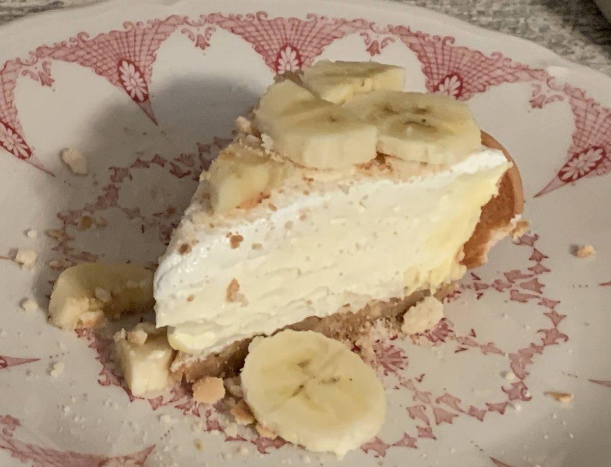 banana pudding cheesecake pie