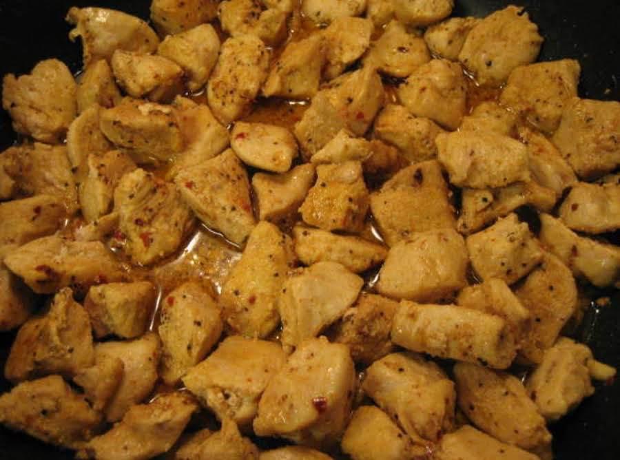 hot chicken casserole